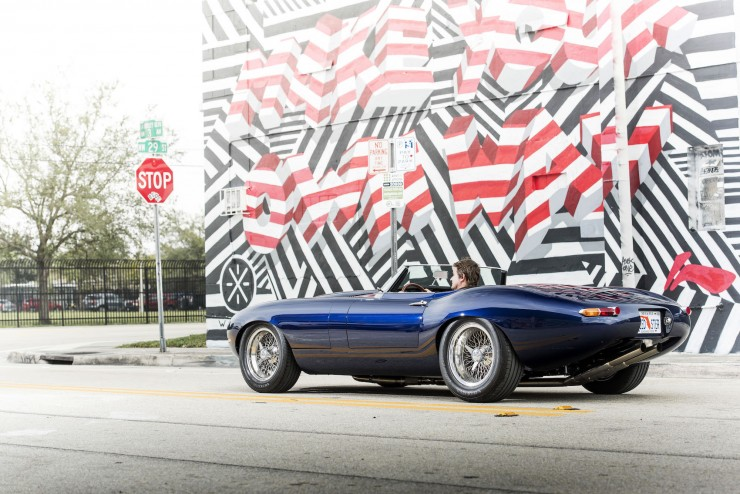 Eagle E-Type Speedster 22