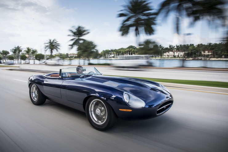 Eagle E-Type Speedster 4