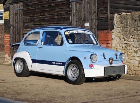 Fiat Abarth 1000 450x330 - 1966 Fiat-Abarth 1000 TC Corsa