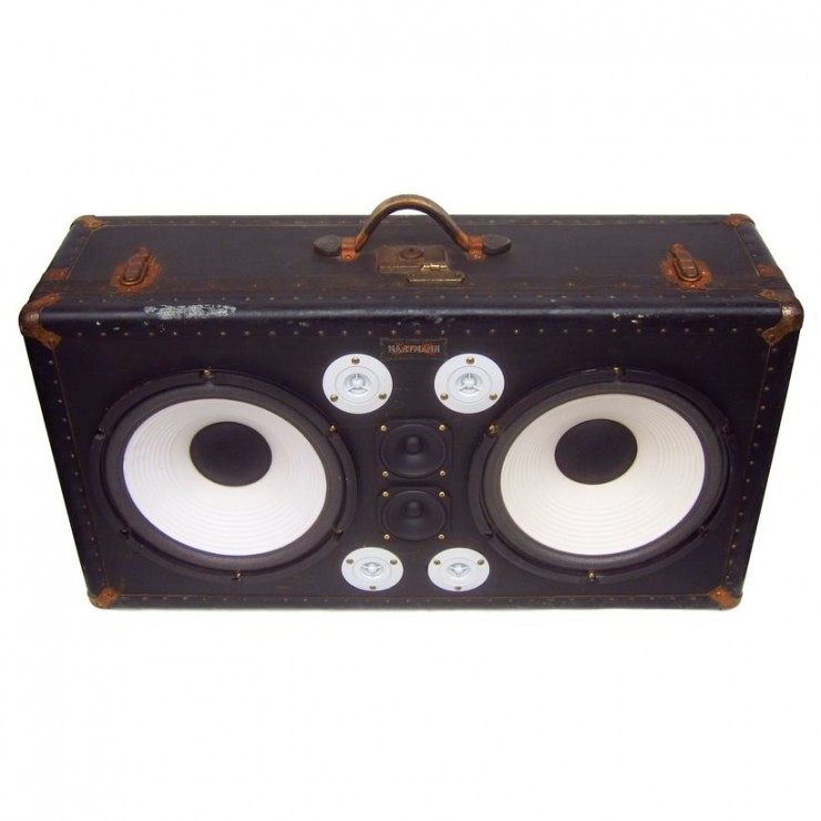 Gold Dust BoomCase