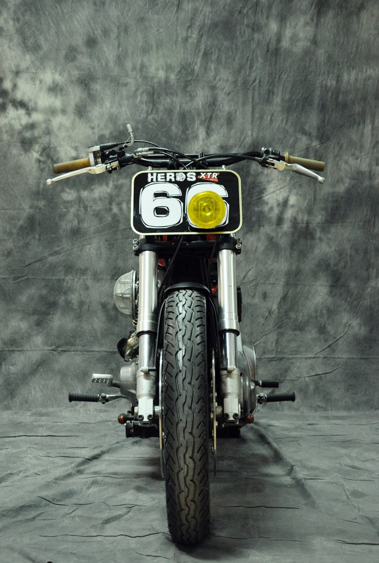 Harley Davidson Dyna Cafe Racer 10