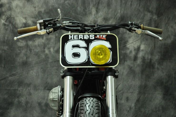 Harley Davidson Dyna Cafe Racer 11