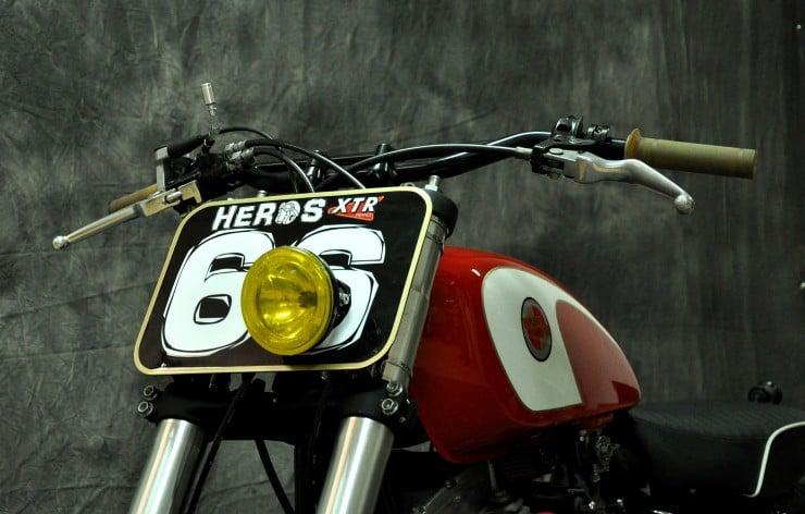 Harley Davidson Dyna Cafe Racer 14