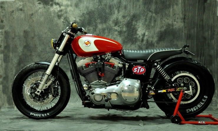 Harley Davidson Dyna Cafe Racer 15