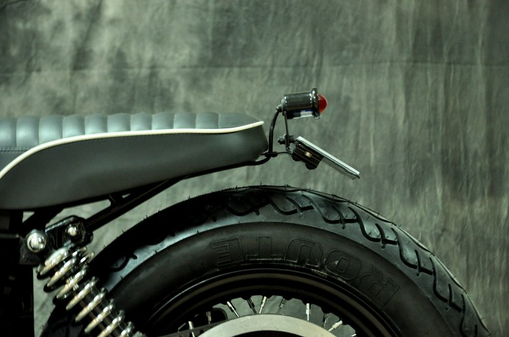 Harley Davidson Dyna Cafe Racer 16
