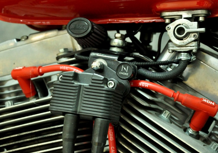 Harley Davidson Dyna Cafe Racer 17