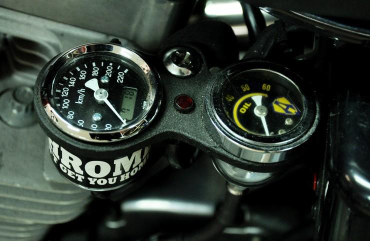 Harley Davidson Dyna Cafe Racer 18