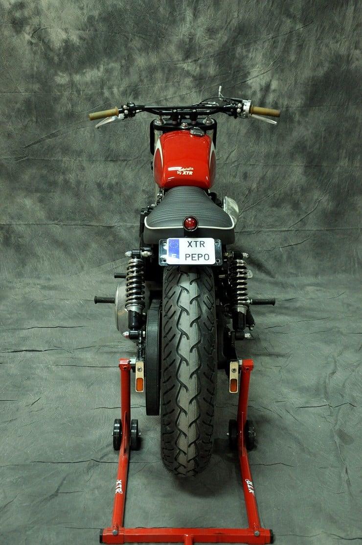 Harley Davidson Dyna Cafe Racer 19