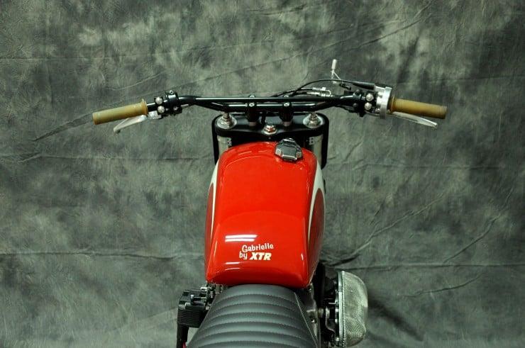 Harley Davidson Dyna Cafe Racer 20