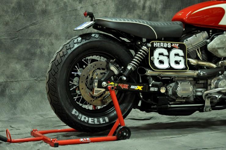 Harley Davidson Dyna Cafe Racer 7