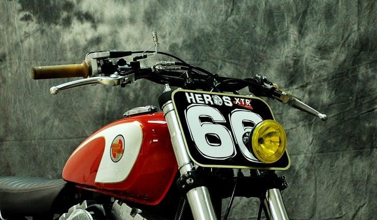 Harley Davidson Dyna Cafe Racer 9