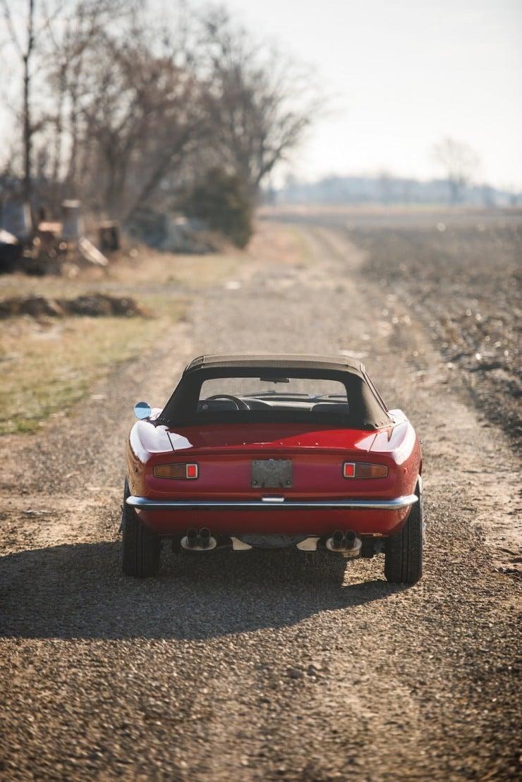 Intermeccanica Italia Spyder 4