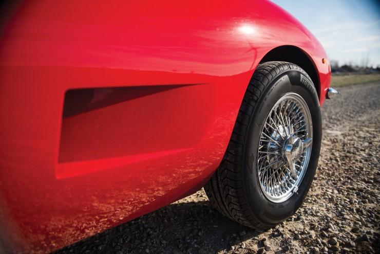 Intermeccanica Italia Spyder 5