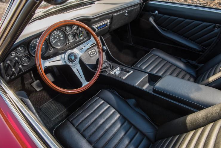 Intermeccanica Italia Spyder Interior