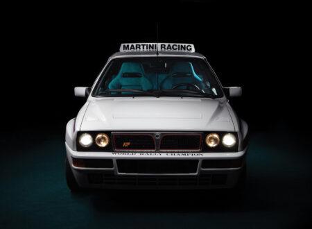Lancia Delta HF Integrale 6 450x330 - Lancia Delta HF Integrale Evoluzione 1 'Martini 6'