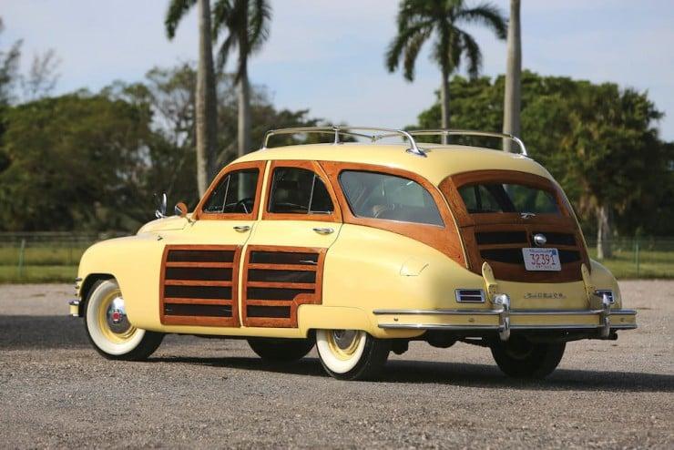 Packard 8 Station Sedan 14
