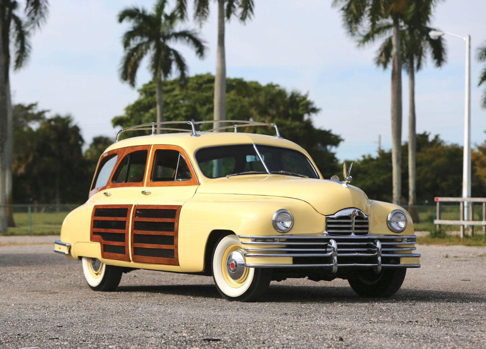Packard 8 Station Sedan 1600x1148