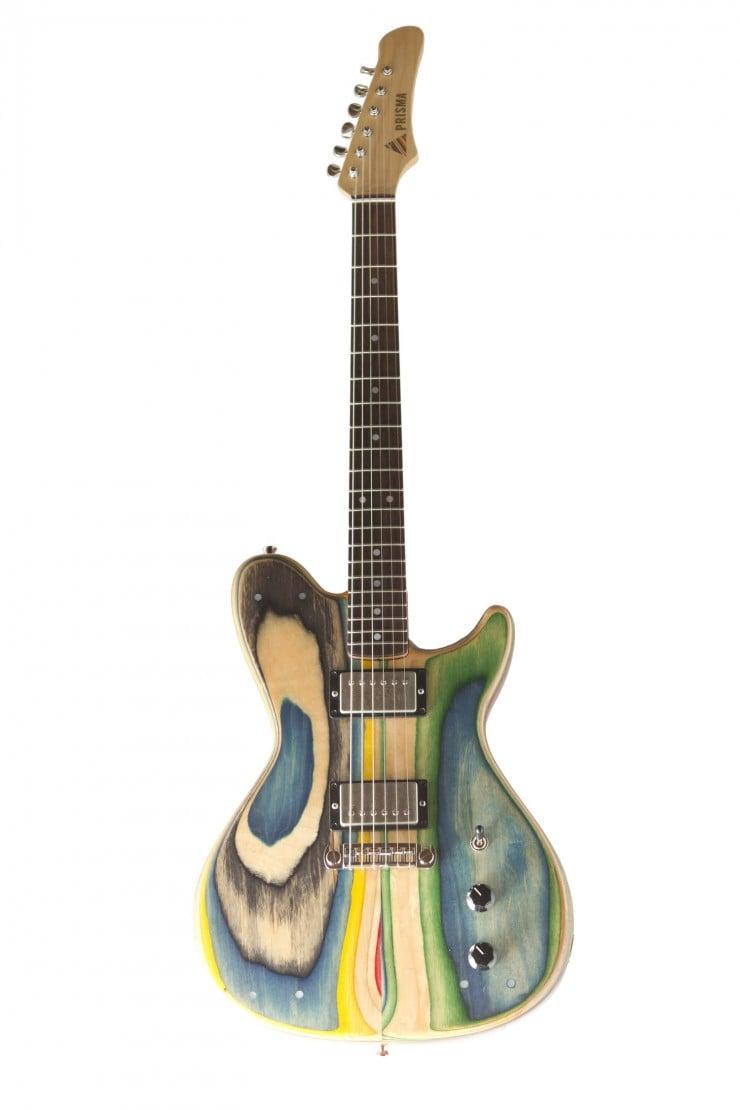 Prisma Skateboard Guitars 3