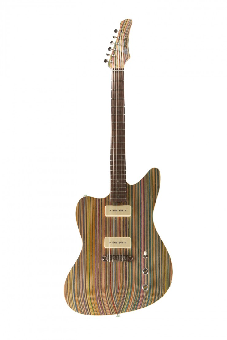 Prisma Skateboard Guitars 4