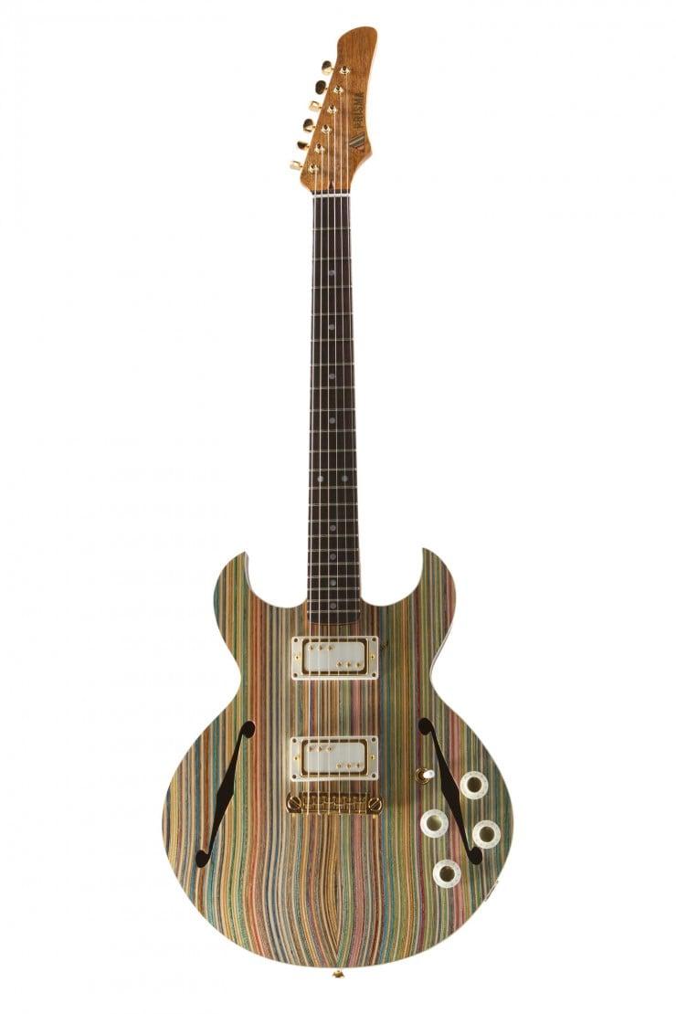 Prisma Skateboard Guitars 6