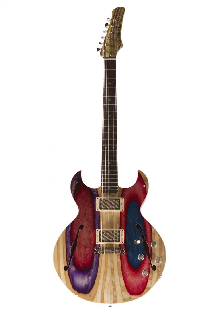 Prisma Skateboard Guitars 7