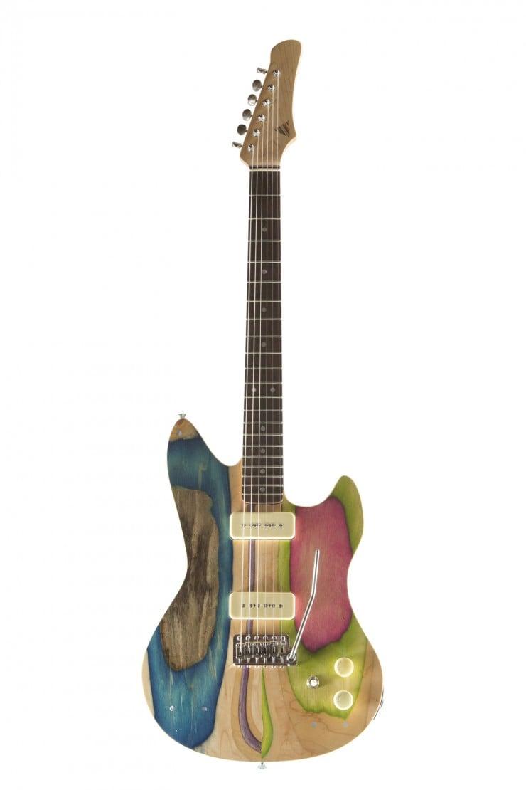 Prisma Skateboard Guitars
