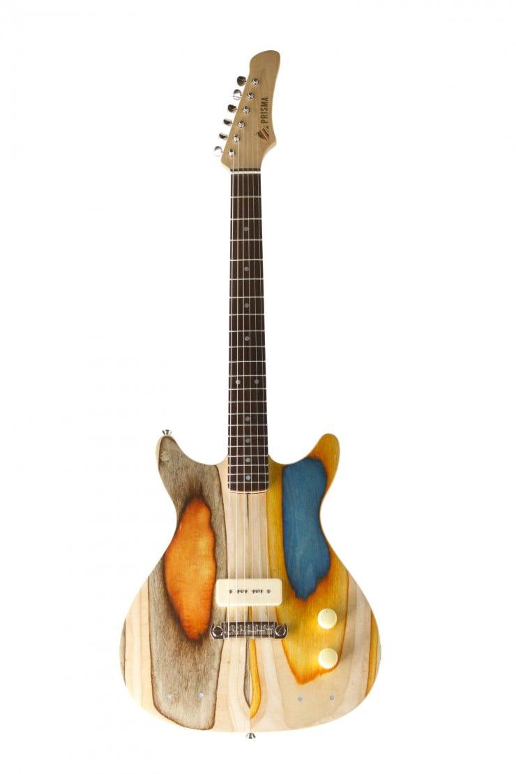 Prisma Skateboard Guitars 9