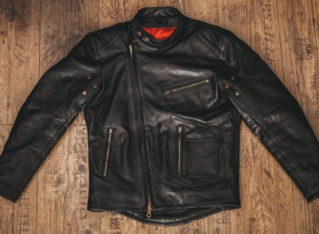 SH1 Motorcycle Jacket
