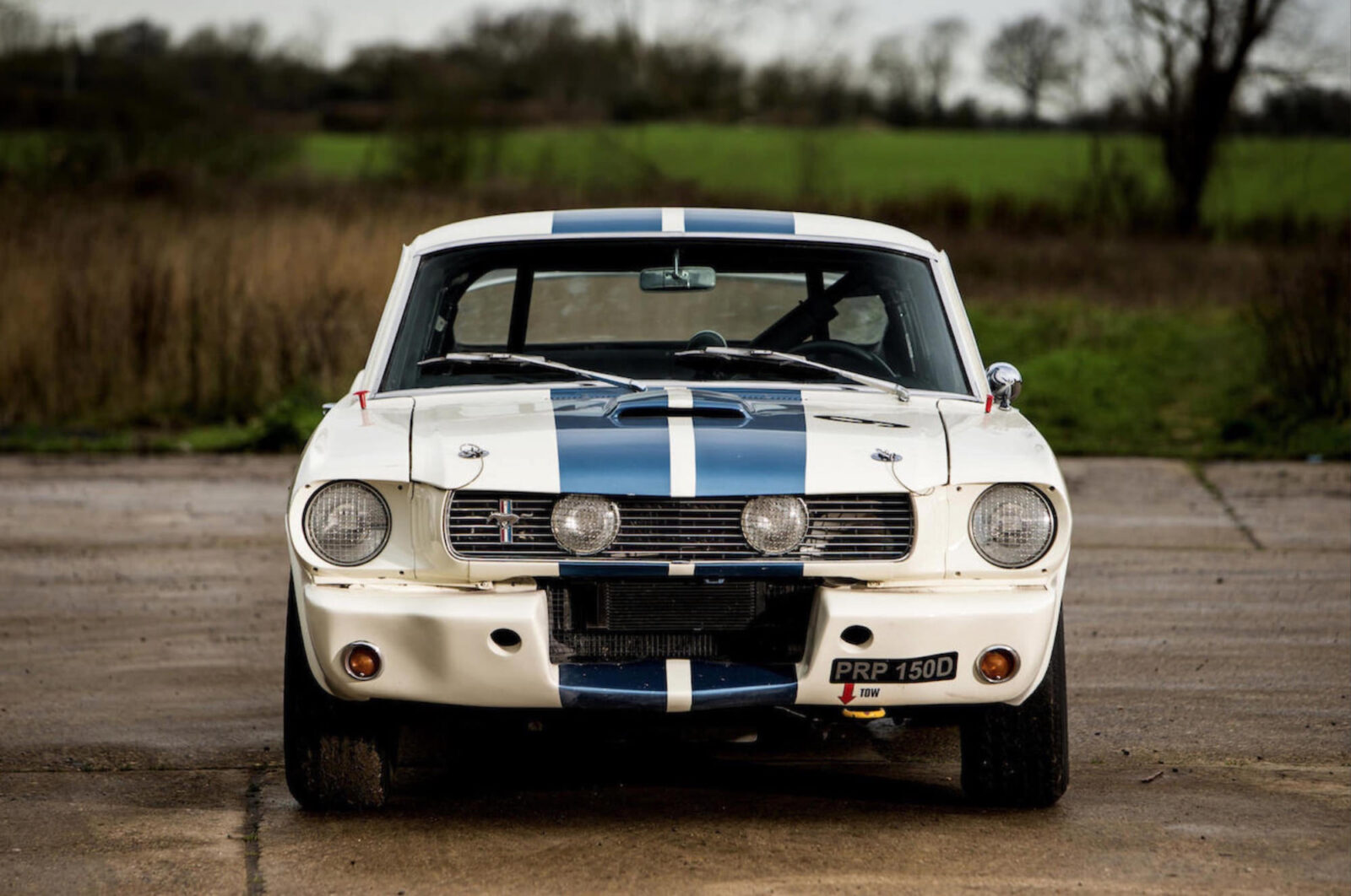 1966 Ford Mustang Shelby Gt 350 Silodrome
