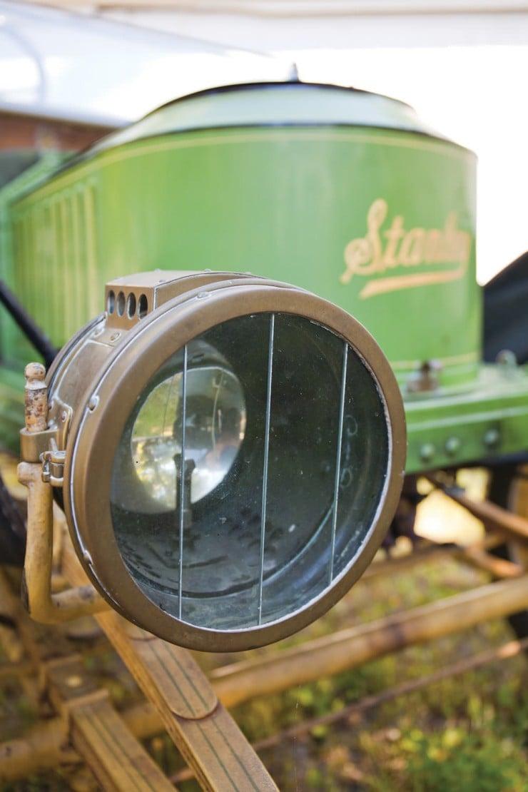 Stanley Steamer. 18