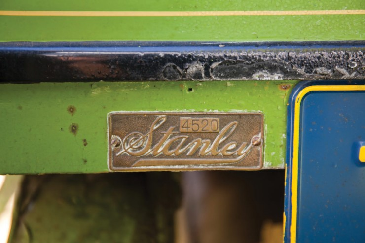Stanley Steamer. 7