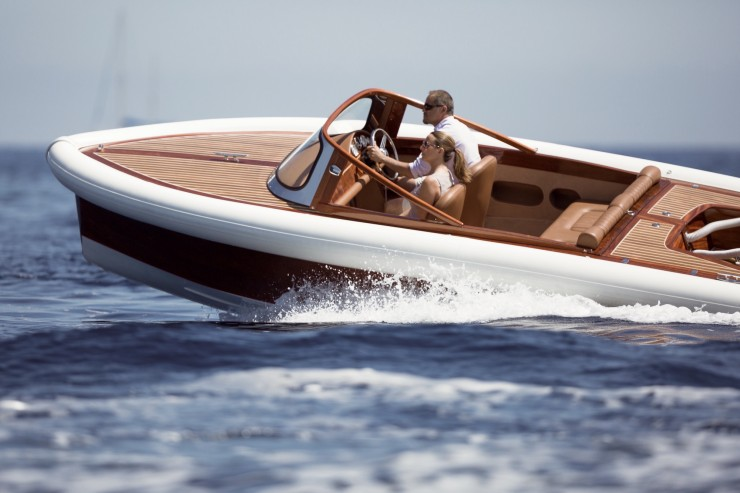 Super 55 Mahogany RIB Ocean 398