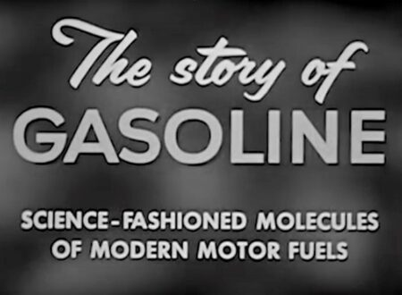 The Story Of Gasoline