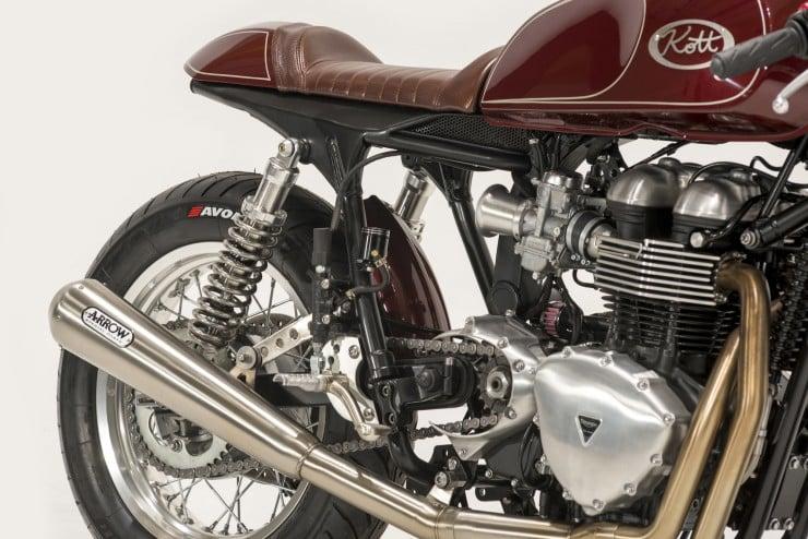 Triumph Thruxton 3