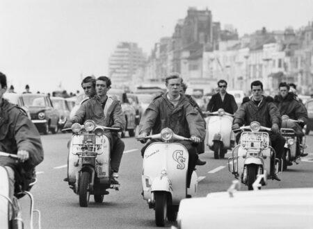 scooter vespa lambretta mod