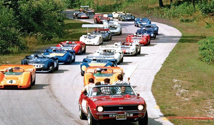 1967 Can-Am at Road America