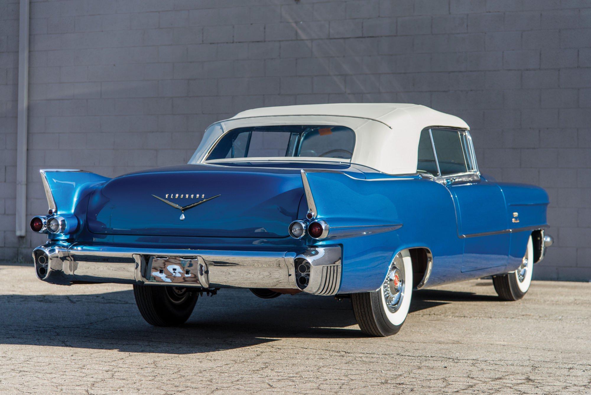 Cadillac Eldorado Car