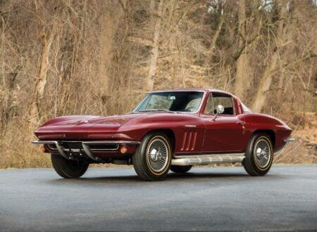 Chevrolet Corvette 1 450x330 - 1965 Chevrolet Corvette C2