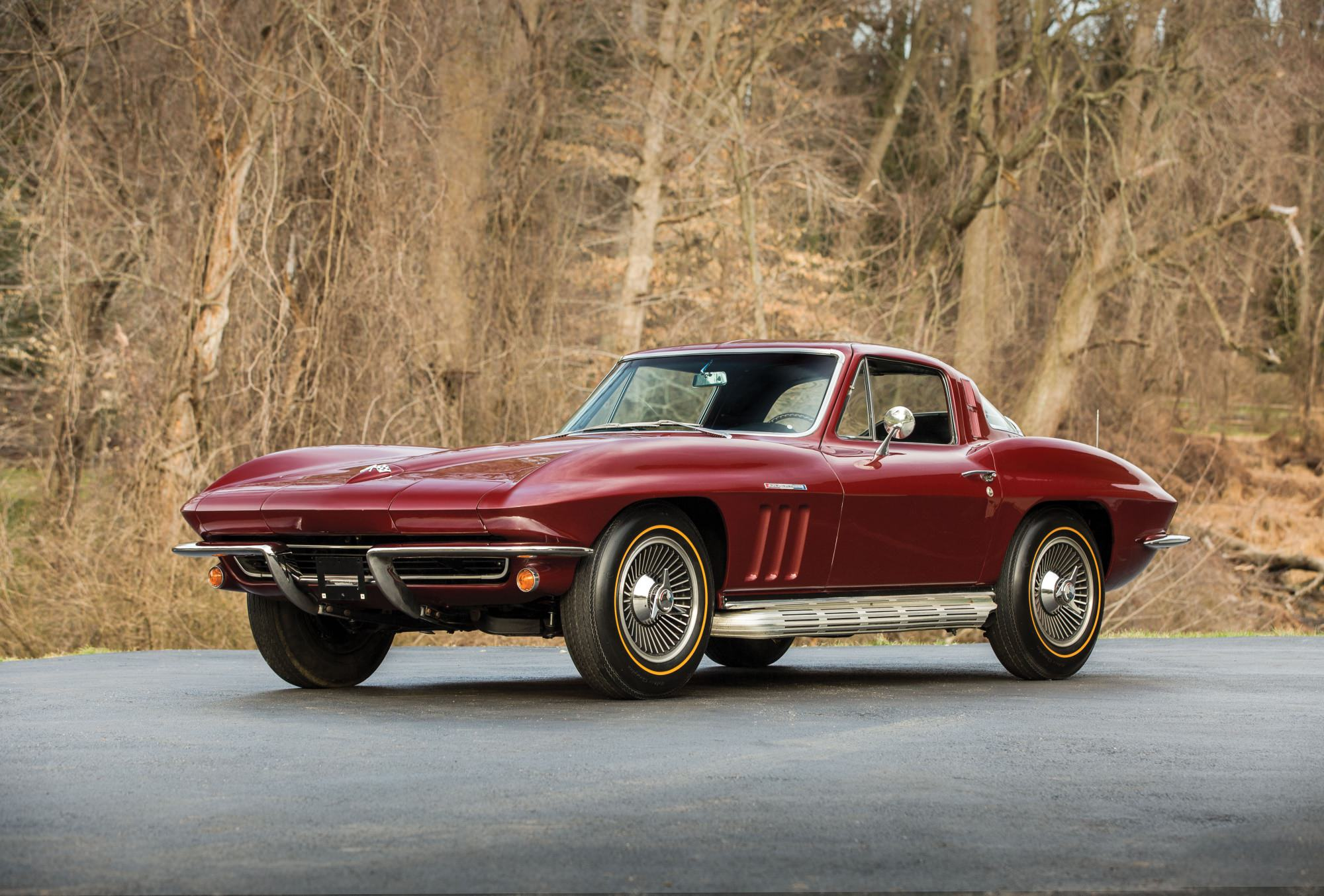 1965 Chevrolet Corvette C2  1965 Chevrolet ...