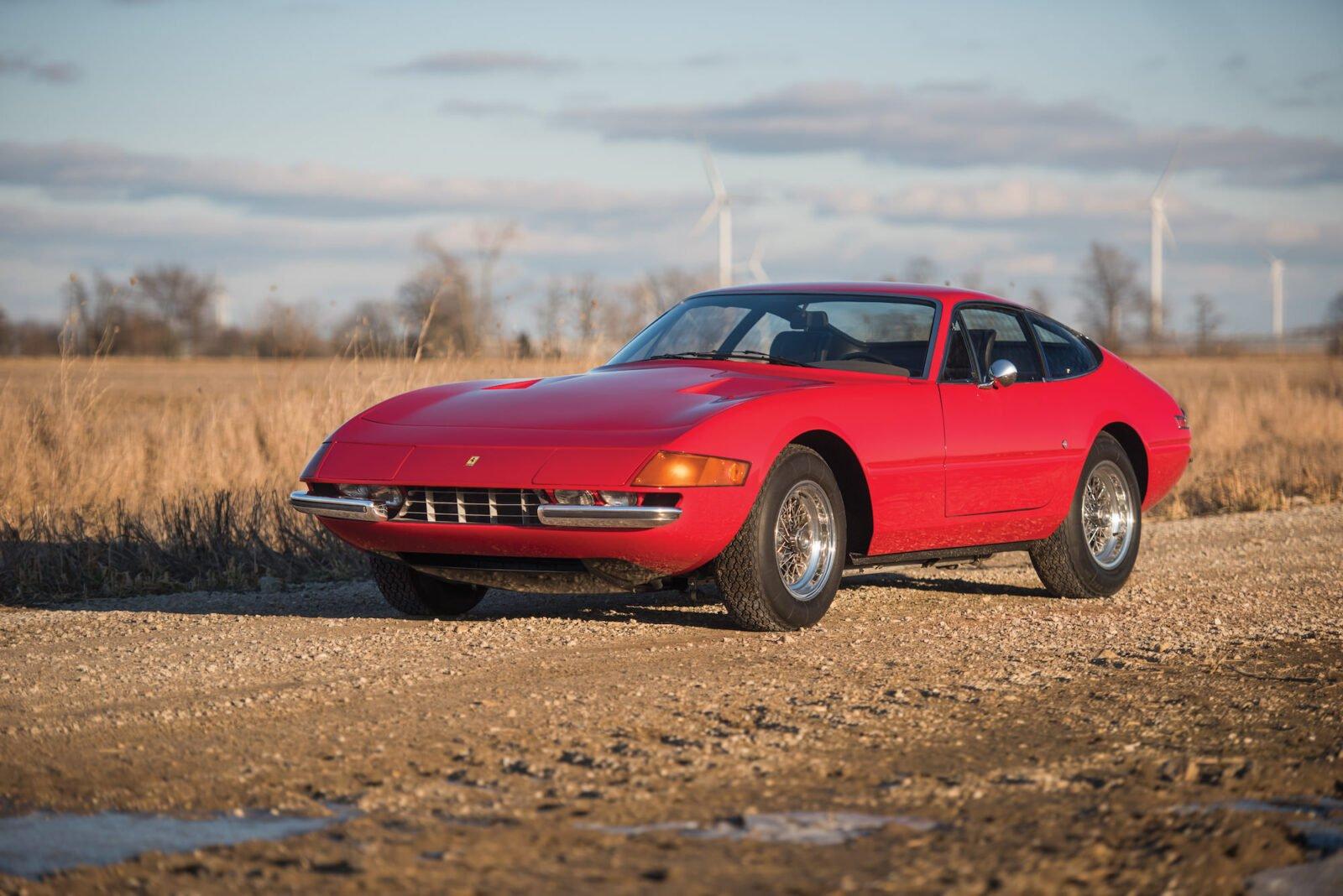 Ferrari 365 GTB4 Daytona 1600x1068 - 1972 Ferrari 365 GTB/4 Daytona