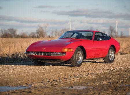 Ferrari 365 GTB4 Daytona 450x330 - 1972 Ferrari 365 GTB/4 Daytona