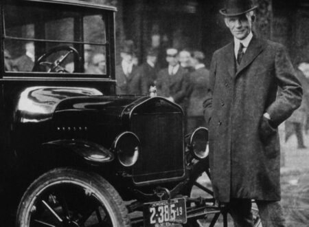 Henry Ford Wallpaper 450x330