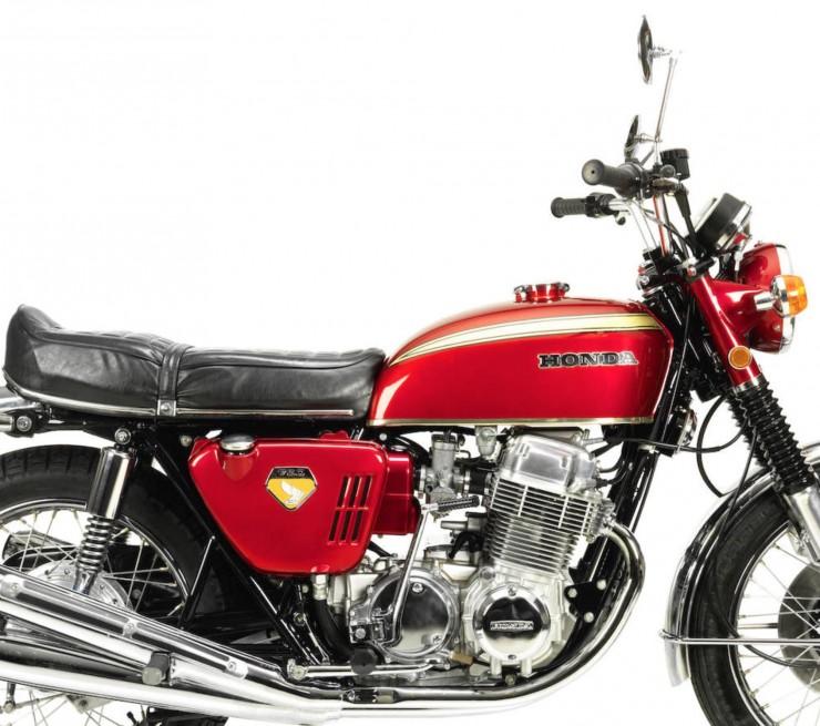 Honda CB750 1