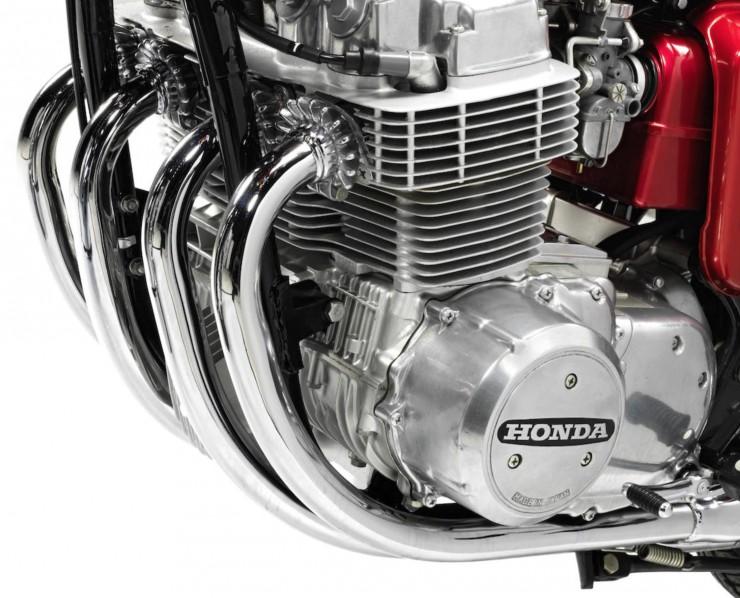 Honda CB750 6