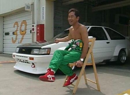 Keiichi Tsuchiya 450x330 - Documentary: Pluspy