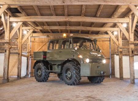 Luftwaffe Mercedes-Benz Unimog