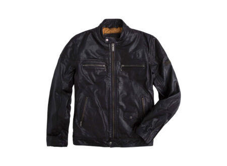 Norton Commando Leather Jacket