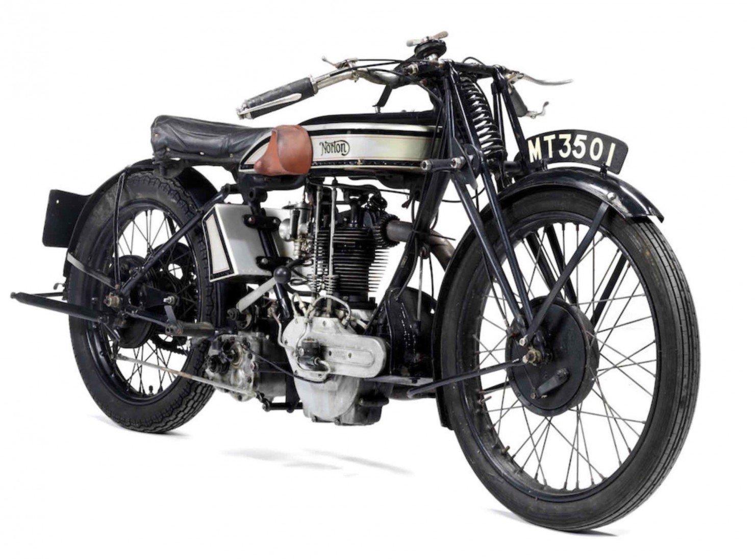 Norton Model 18 1