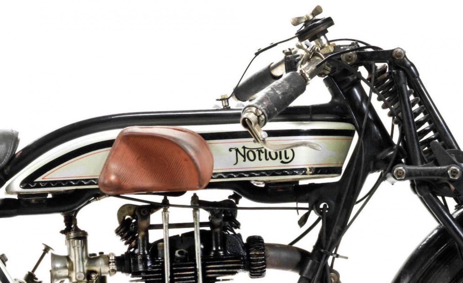 Norton Model 18 2