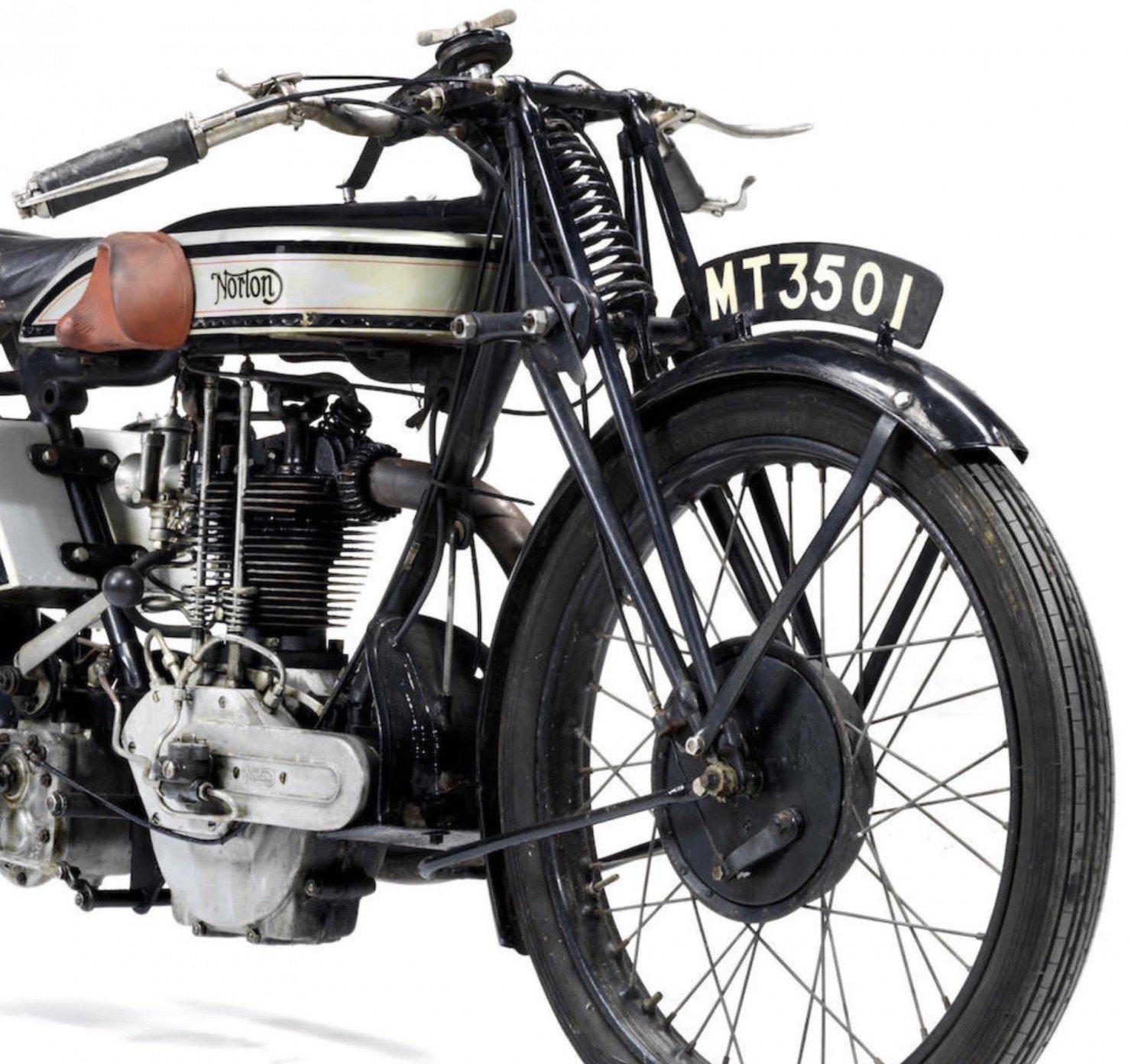 Norton Model 18 4